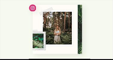 Publicaciones Collage Instagram