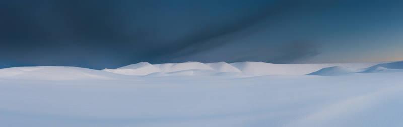 Iceland's hauntingly beautiful terrain