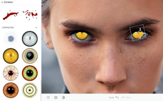 zombie photo tutorial