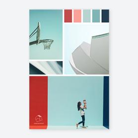brand color palette templates