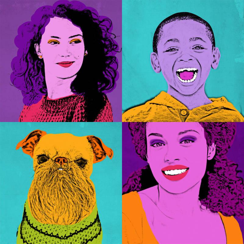 pop-art-warhol-family