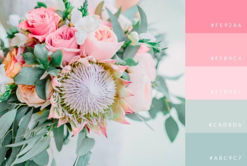 color-palette-blushing-bridal-bouquet