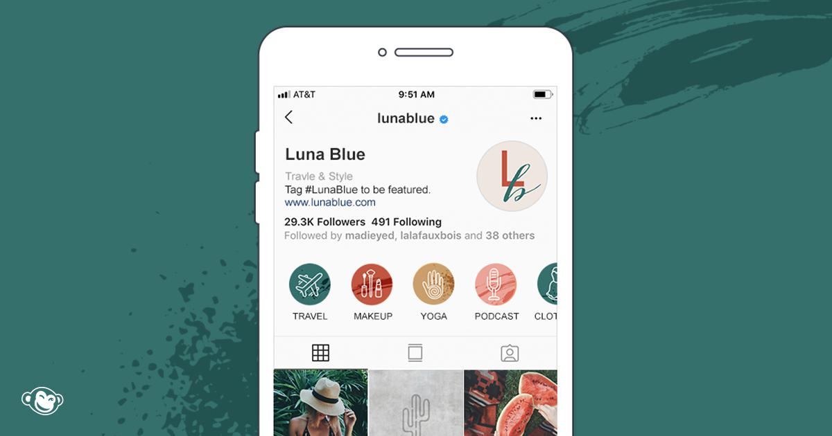 Make Custom Instagram Highlight Covers Picmonkey