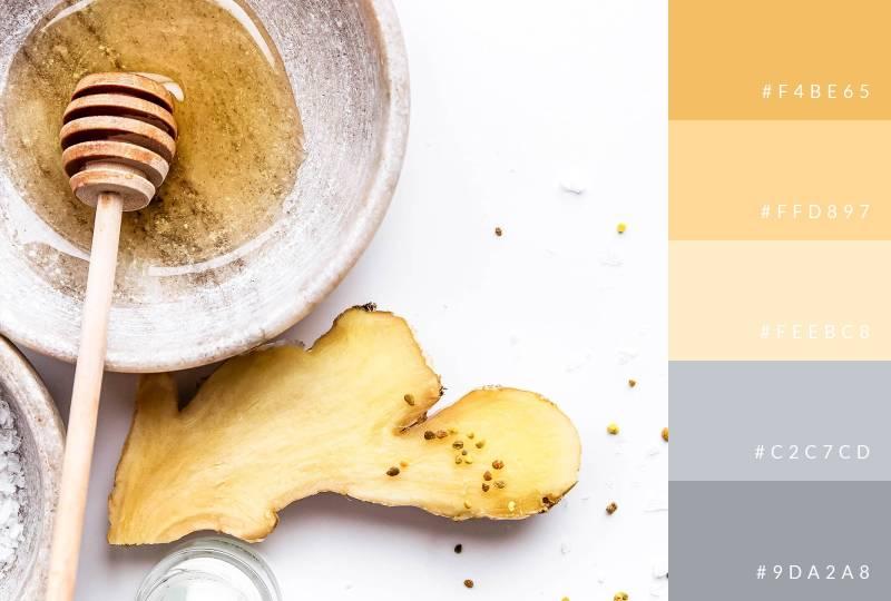 color-palette-honeycomb