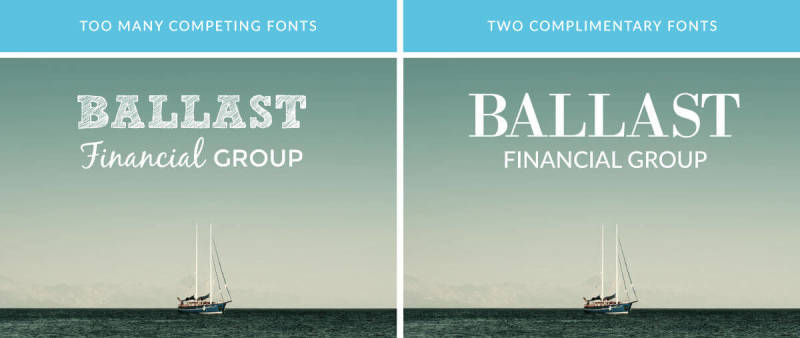 Choosing the best business fonts and pairing them well is essential when it comes to creating beautiful marketing materials.