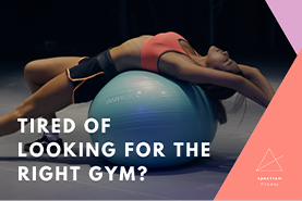 looking-for-the-right-gym-postcard-template