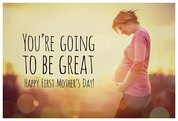 Mother's Day card ideas from PicMonkey.