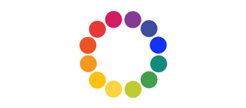 The color wheel was invented in 1666 by Sir Isaac Newton.