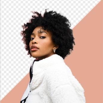 El borrador de fondo con un clic elimina el fondo de tu foto al instante