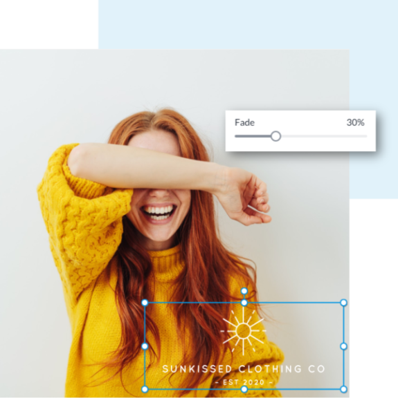 Create a watermark to add to your photos with PicMonkey's watermark maker tool