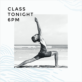 Yoga Class Tonight - Facebook Carousel Ad Template