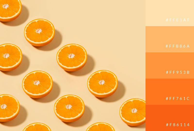 color-palette-oranges