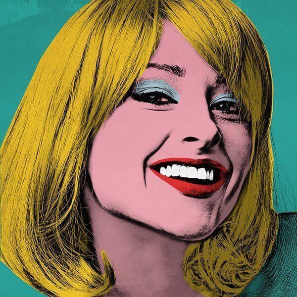 Una serigrafía al estilo Marilyn es fácil de conseguir con PicMonkey