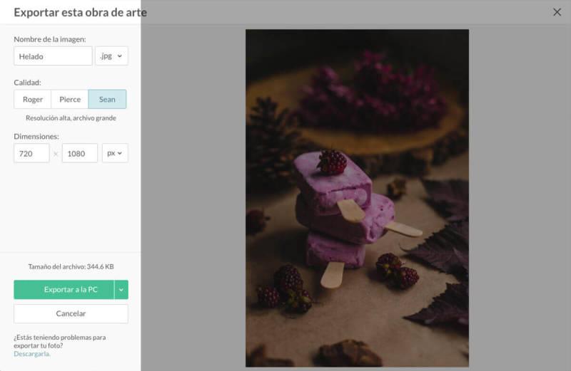 instagram, tamaños para fotos, picmonkey, guardar, editar fotos