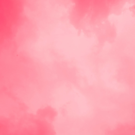pink fog background
