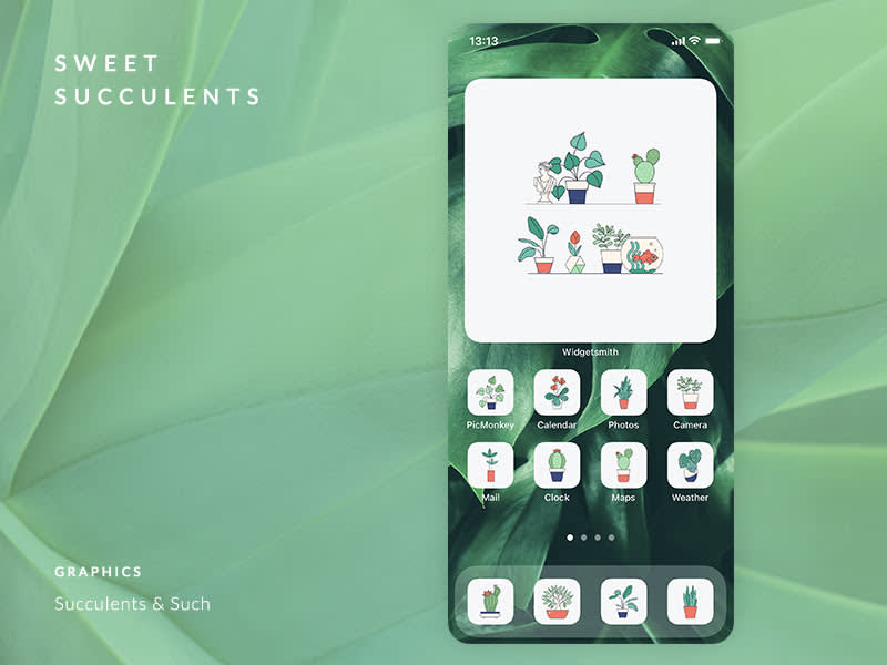 Ios 14 Home Screen Ideas Picmonkey Blog How To Make Iphone Wallpaper
