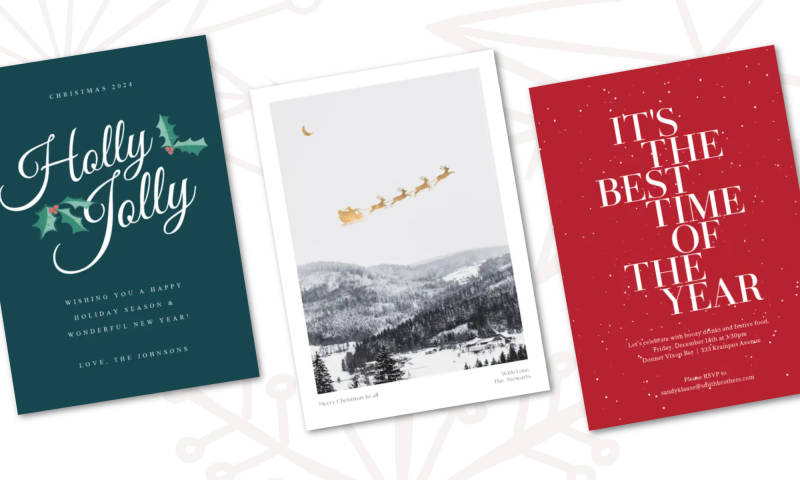 20 Christmas Card Messages For Small Business Picmonkey Blog