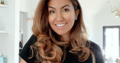 Interior designer Sunny Amirpour.