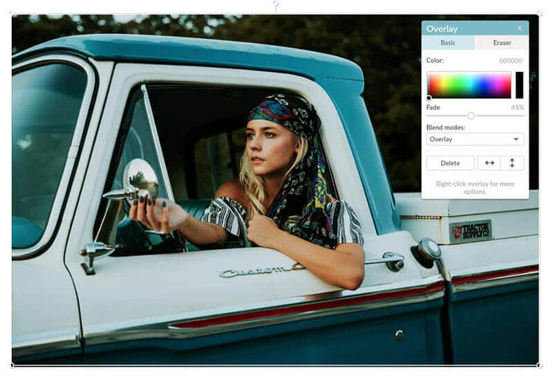 PicMonkey Blend Modes