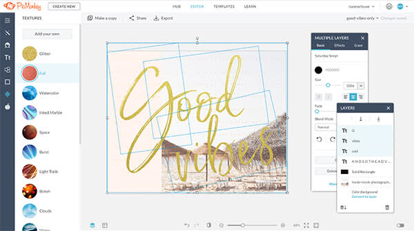 How to use PicMonkey: Add text with hundreds of PicMonkey fonts, or use your own.