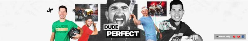 Example 5 - Dude Perfect
