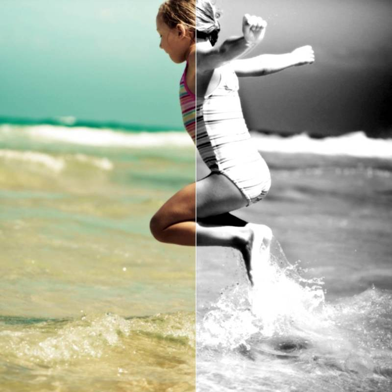 Turn your blurry photos into something artistic with the right filter.