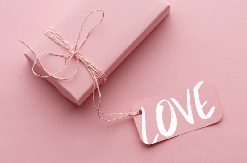 PicMonkey's different Scripty Messages are perfect for holiday gift giving.