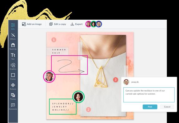 Sassy Suite Collaborate + create
