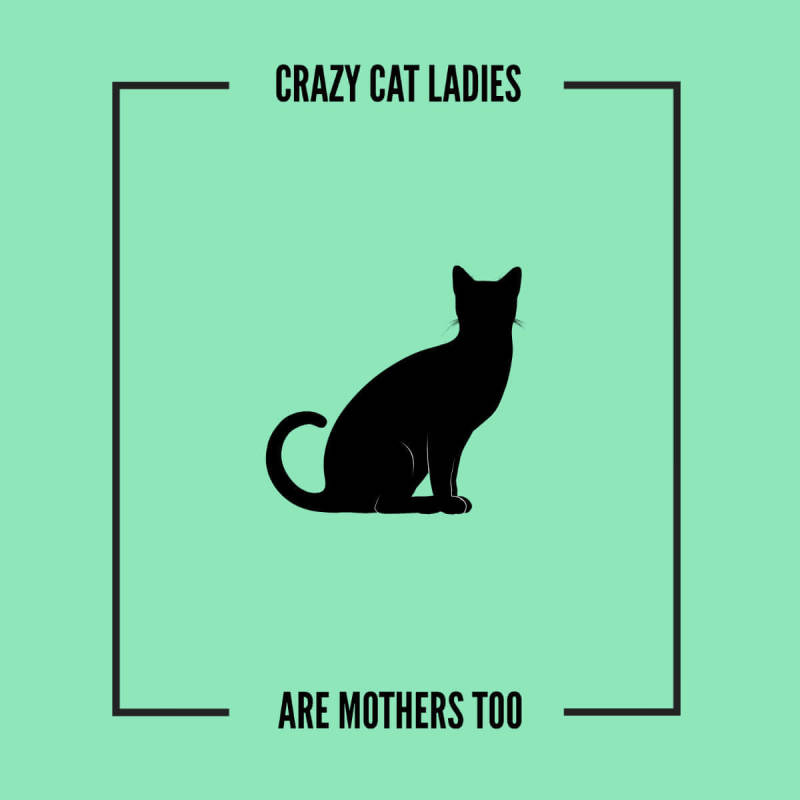 This Mother's Day card is for the crazy cat lady in your life.