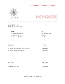 snow-coop-invoice-template