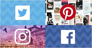 tamaños de redes sociales para 2020 y plantillas de redes sociales