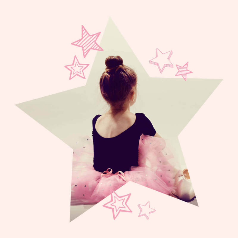 Give your photo some star power with PicMonkey's star-shaped cutout.