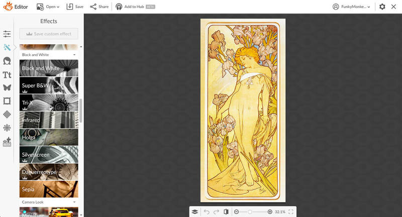Public domain art can be turned into a fabulous adult coloring book.