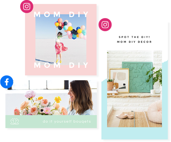 Ashley Rose and PicMonkey Design and Social Templates