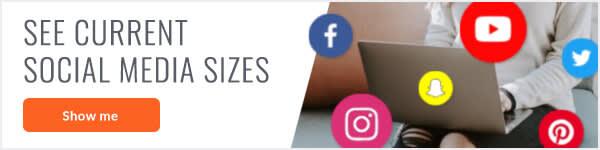 Social media sizes 2019