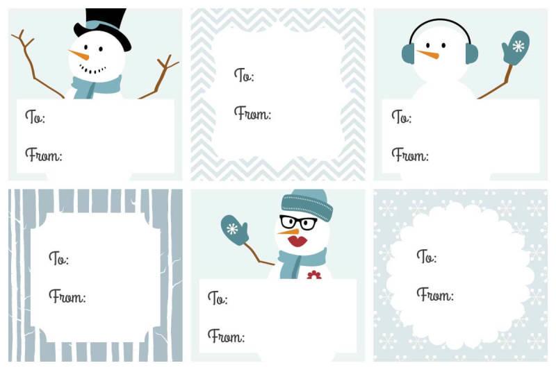 snowmen-gift-tags