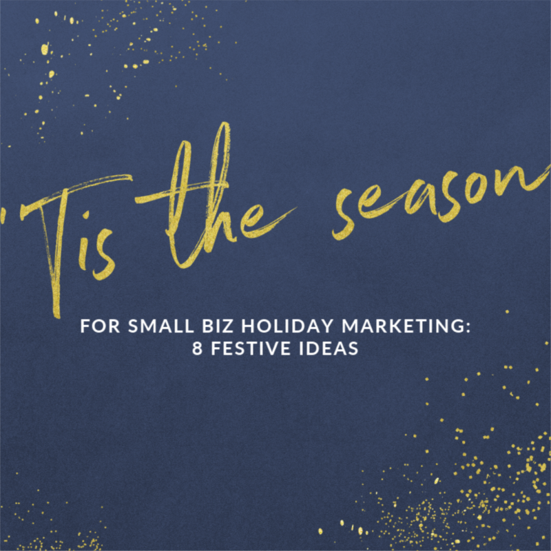 social media marketing marketing design for holidays small business