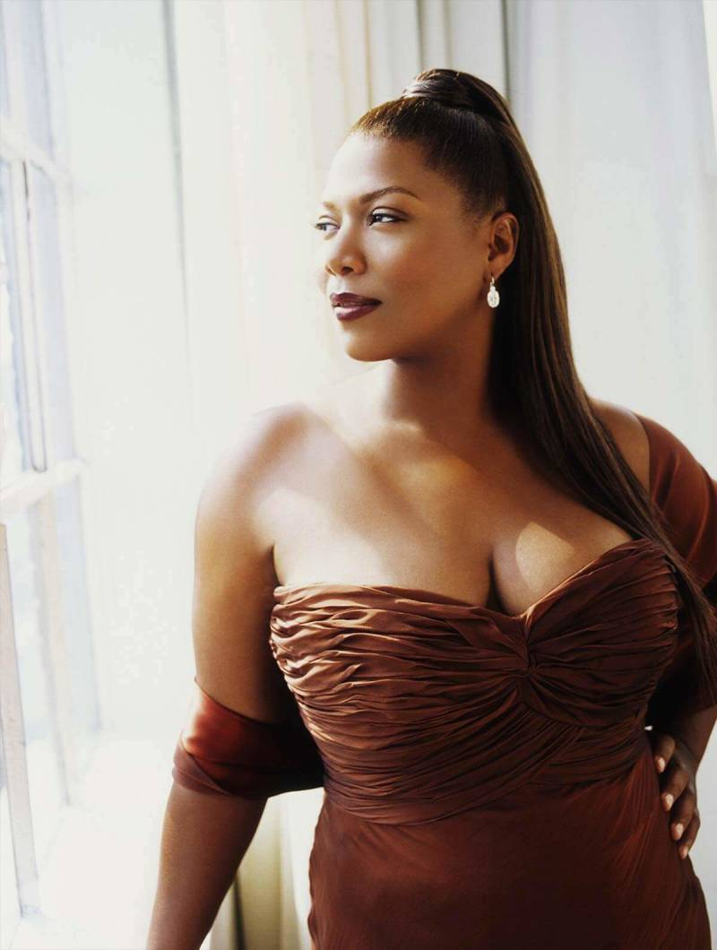 This portrait of Queen Latifah by Matthew Jordan Smith is an excellent example of how window light can be used to take great portraits indoors.