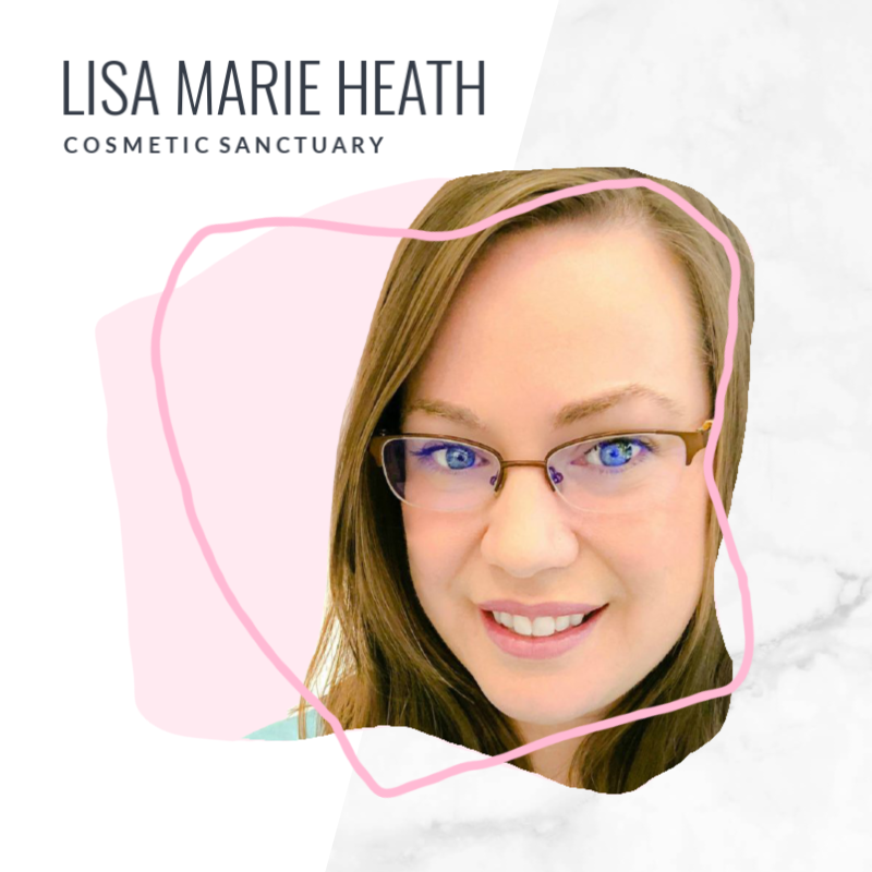 LIsa Marie Heath Beauty Blogger at Cosmetic Sanctuary