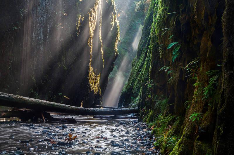 Consejo para la fotografía de paisajes: infórmate sobre el lugar antes de ir.