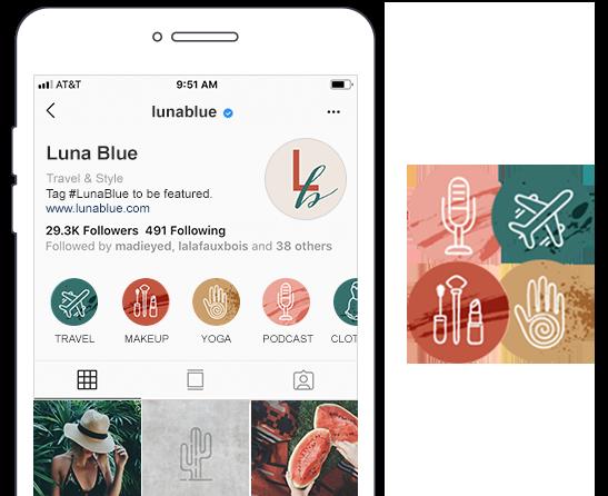 Instagram Design Unique Instagram Templates Picmonkey