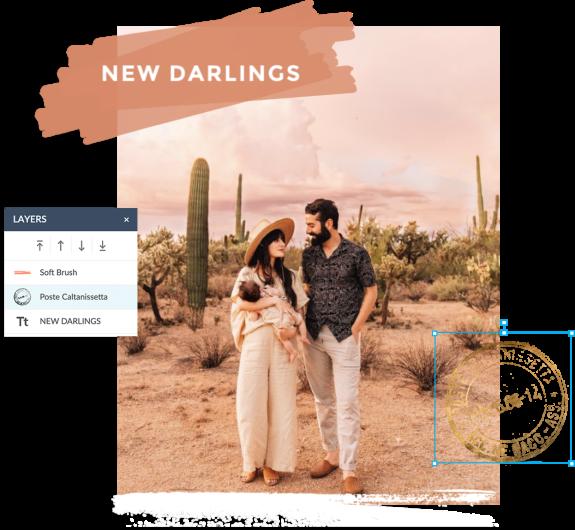Get the New Darlings look