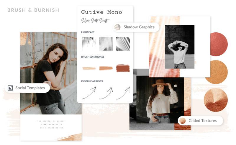 02-Aesthetic-Themes-Article-Brush-&-Burnish