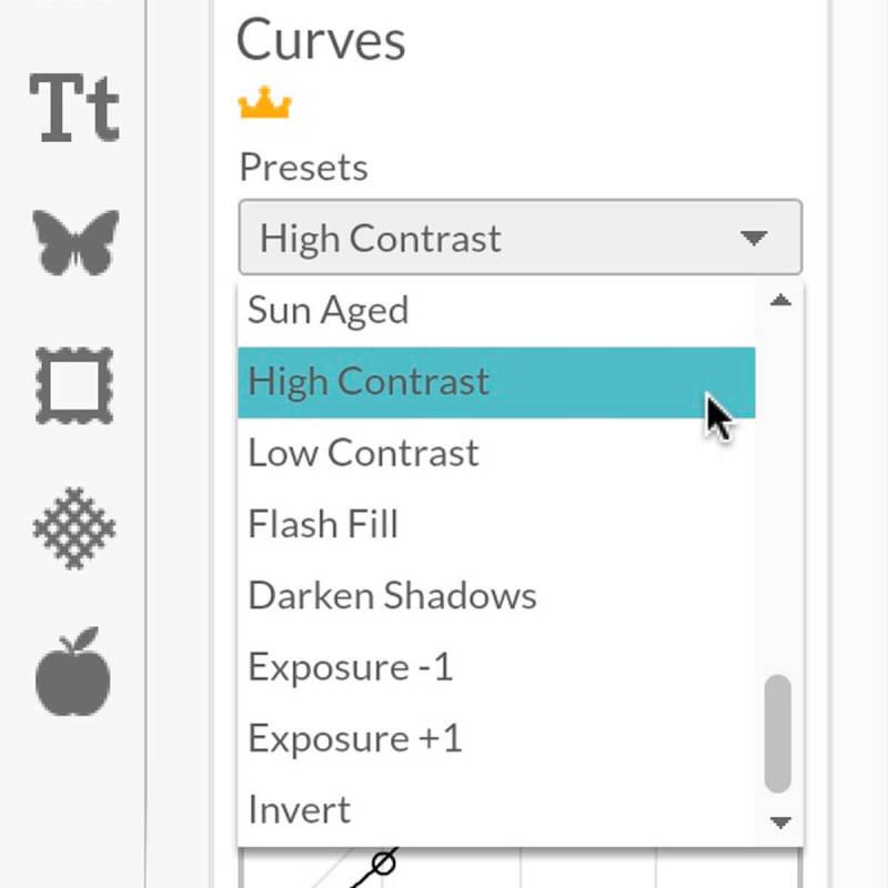 Film-Stock-looks-UI-Curves