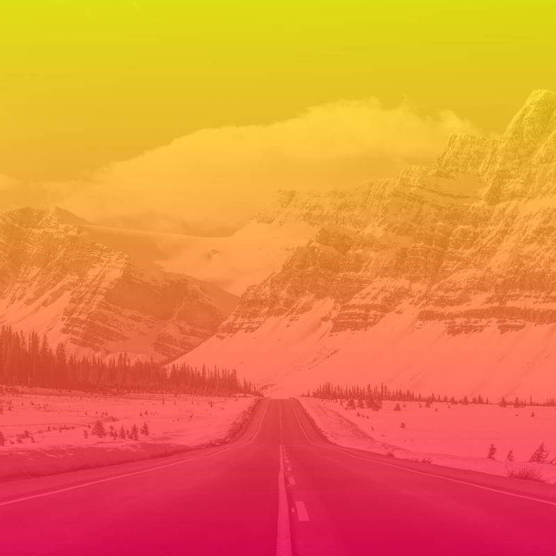 Ombre, Photo effects, Gradient imagery, PicMonkey, Design, Design Trends, 2017
