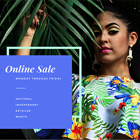Fashion Online Sale template