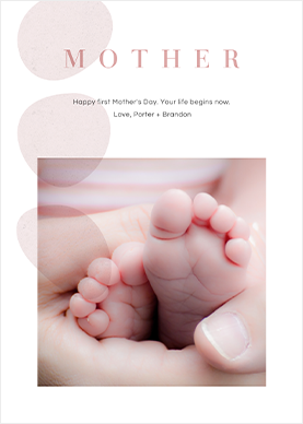 first-mothers-day-mothers-day-card-template