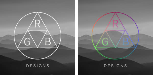 Make a monogram with elegant ease using PicMonkey's design tools.