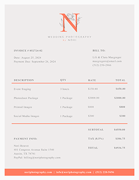 nori-invoice-template