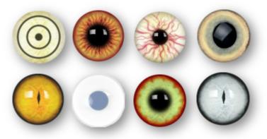 Corpse eye color